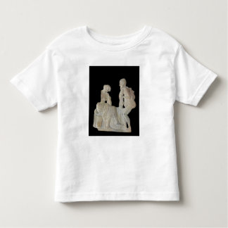 Relief depicting Odysseus and Penelope Toddler T-Shirt