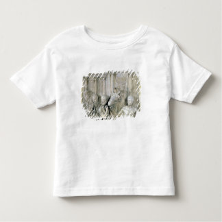Relief depicting preparations for a sacrifice toddler T-Shirt