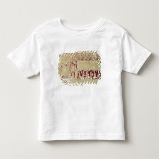 Relief depicting soldiers toddler T-Shirt