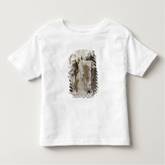 Relief depicting St. Hilary Toddler T-Shirt
