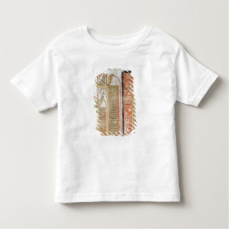 Relief depicting the path which dead must toddler T-Shirt