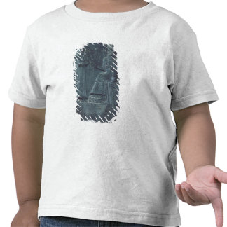 Relief Figure of the God Shamash dictating laws Tee Shirt
