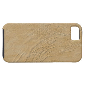 Relief Map of Pennsylvania iPhone 5 Covers