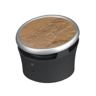 Relief map of Utah Bluetooth Speaker