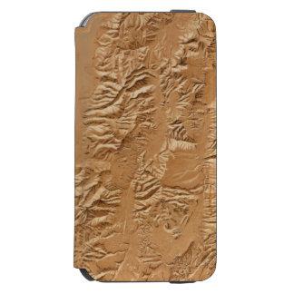 Relief map of Utah Incipio Watson™ iPhone 6 Wallet Case