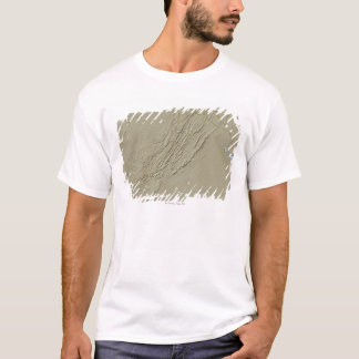 Relief Map of Virginia 2 T-Shirt