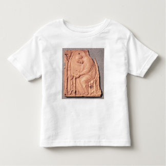 Relief of a monk studying, from Hotel de Toddler T-Shirt