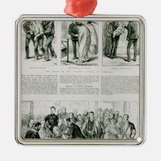 Relief of Irish Distress Christmas Ornament