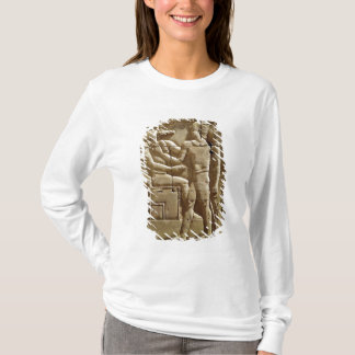 Relief of Sobek and Ptolemy VI Philometor T-Shirt