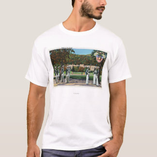 Relief of the Guard Scene T-Shirt