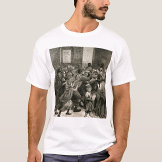 Relief of the Unemployed in London T-Shirt