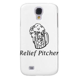 Relief Pitcher Samsung Galaxy S4 Case