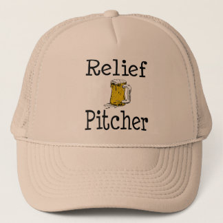Relief Pitcher Trucker Hat