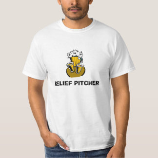 Relief Pitcher Tshirt