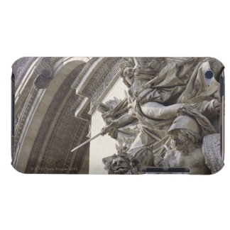 Relief sculpture on Arc de Triomphe in Paris, iPod Touch Case