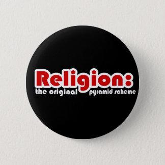 Religion 6 Cm Round Badge