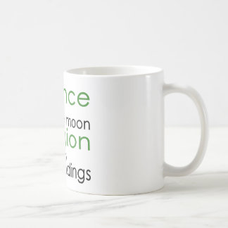 Religion and Science Mugs