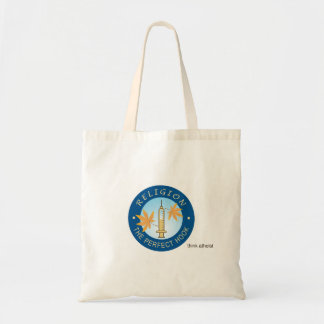 Religion as a Drug Budget Tote Budget Tote Bag