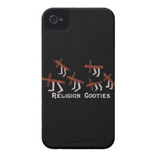 Religion Cooties Blackberry Cases