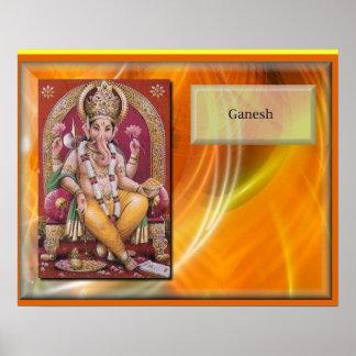 Religion, Hinduism, Deity, Ganesh Poster