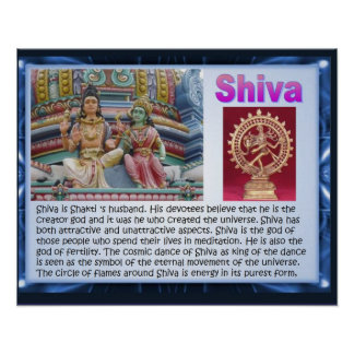 Religion, Hinduism, Shiva Poster