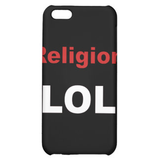 Religion LOL Cover For iPhone 5C