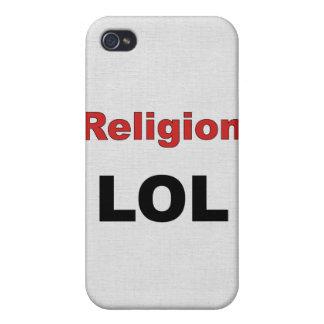 Religion LOL iPhone 4 Cases