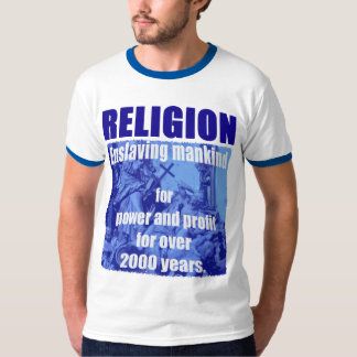Religion power and profit T-Shirt