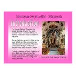 Religion, Roman Catholic Church, Introduction Postcards