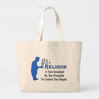 Religion Tool Jumbo Tote Bag