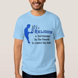 Religion Tool T Shirts