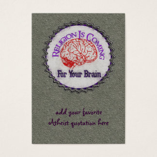 Religion Wants Your Brain