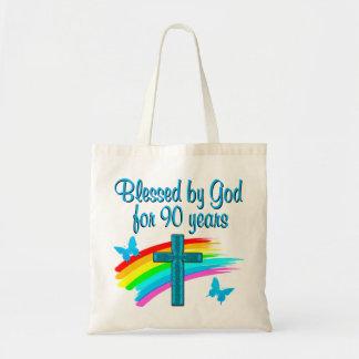 RELIGIOUS 90 YR OLD