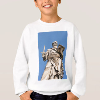 Religious architecture in Vatican, Rome, Italy Sweatshirt