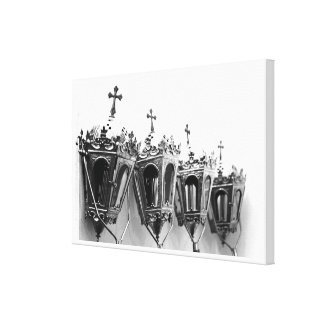 Religious artifacts gallery wrapped canvas