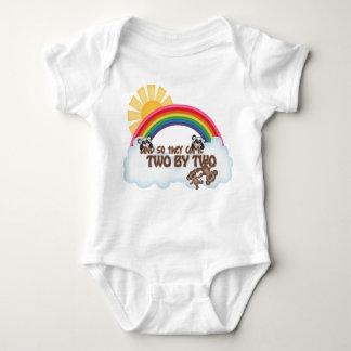 Religious Baby Jersey Bodysuit