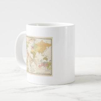 Religious belief large coffee mug