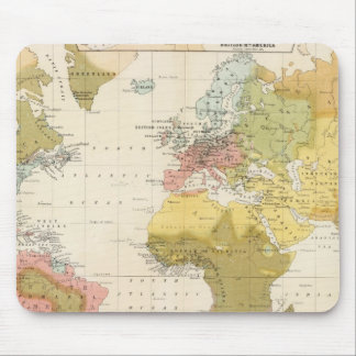 Religious belief mouse mat