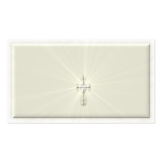 Religious Business Card