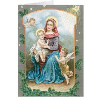 Religious Christmas Card