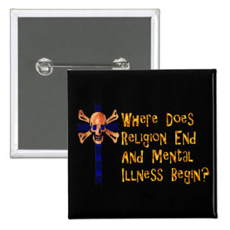 Religious Crazies Buttons