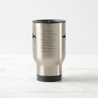 Religious Cross mug Stainless Steel Travel Mug