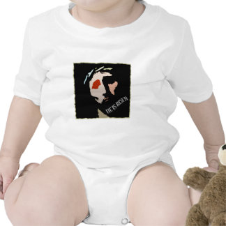 Religious Easter Jesus Bible Verse Quote Risen Bodysuits