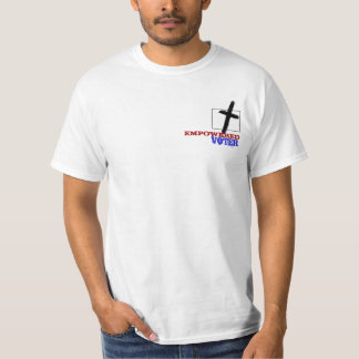 Religious Freedom T shirt Pray and Vote