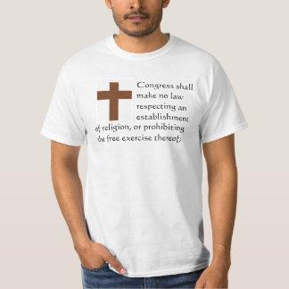 Religious freedom tshirt