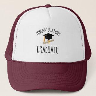 Religious Graduation Gold Starburst with Black Cap
