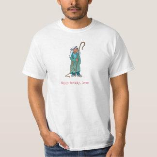 RELIGIOUS: Happy Birthday Jesus Shepherd T-Shirt