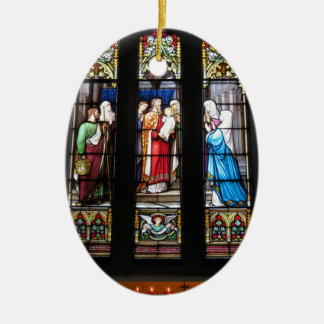 Religious image for  Oval Ornament