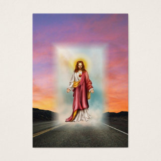 Religious Inspiration - SRF Business Card