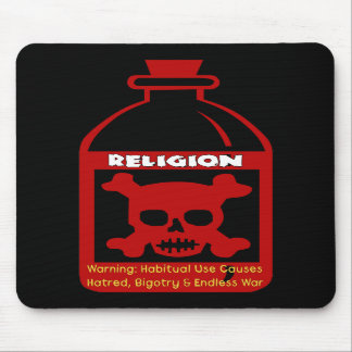 Religious Poison Mouse Pads
